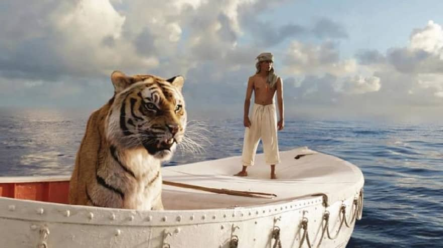 Life Of Pi kamera arkası