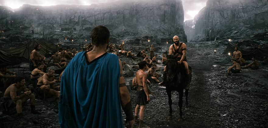 300 – Rise Of An Empire kamera arkası