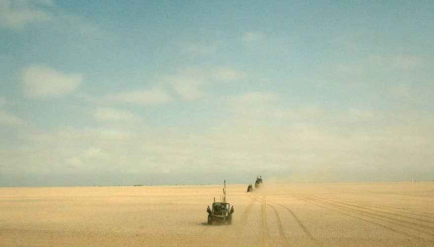 Mad Max: Fury Road kamera arkası